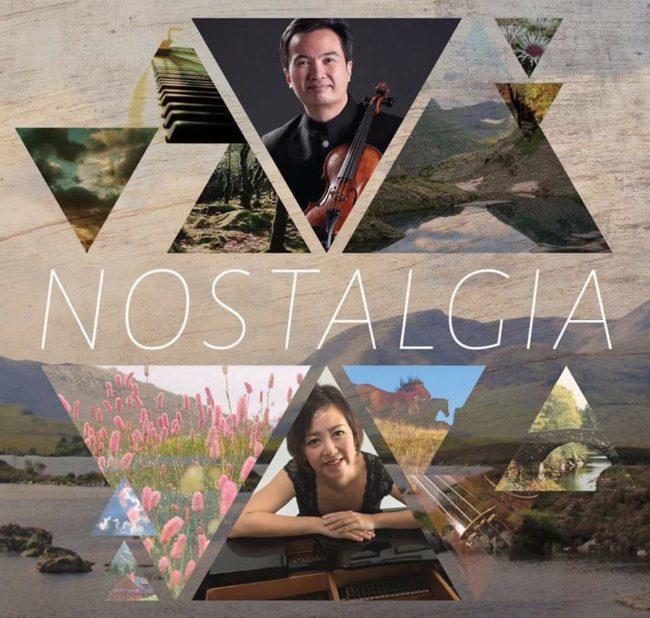 Nostalgia, Violin and Piano Recital, June 25th