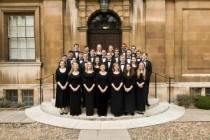 The Choir of Clare College, Cambridge, September 11th