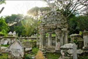 Francis Light Cemetery