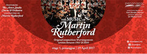 Martin Rutherford music