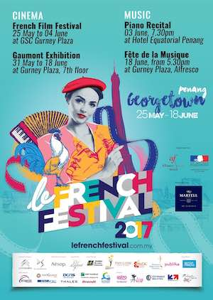 French Film Festival, May 25th-June 4th 2017