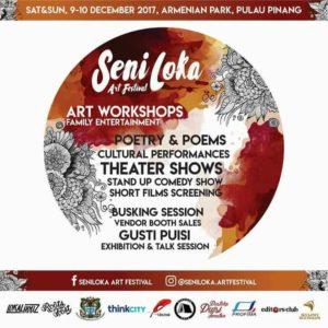 Seniloka Art Festival 2017