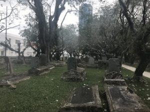 Francis Light Cemetery Tour, January 28th 2018