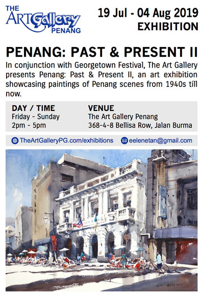 The Art Gallery Penang ad
