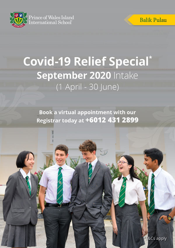 POWIIS Covid-19 Relief Special